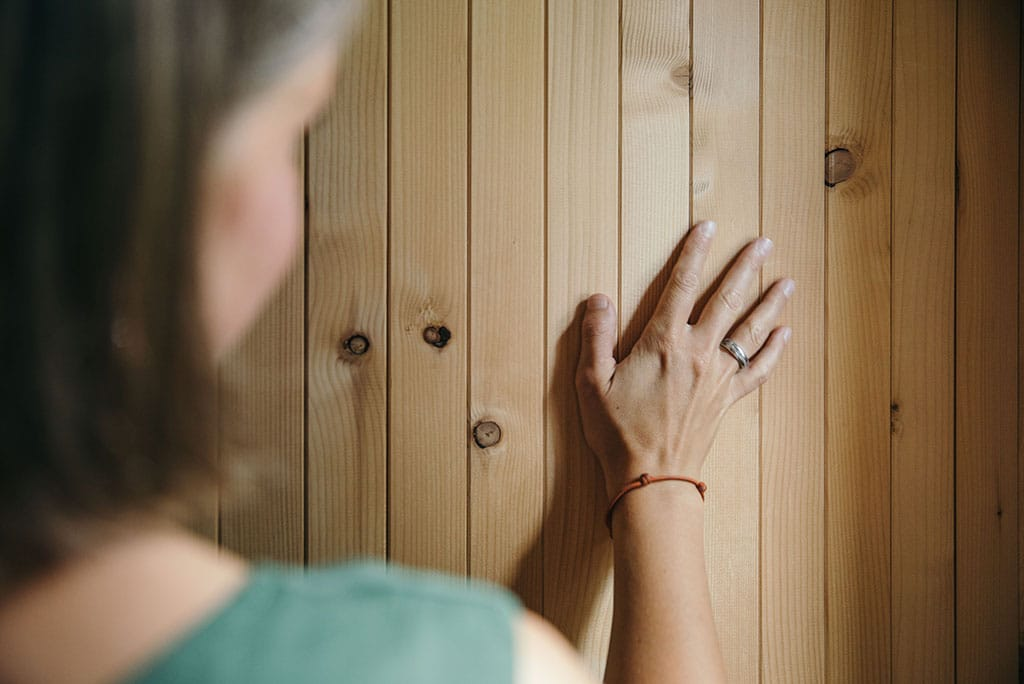 wooden wall health