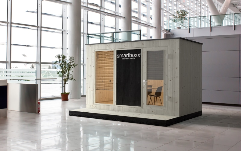smartboxx Indoor Variante